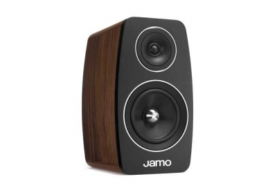 Jamo Concert 10 Series Walnut Bookshelf Speakers - C103WAL