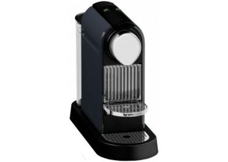 Nespresso Steel Grey Citiz Espresso Machine - C110