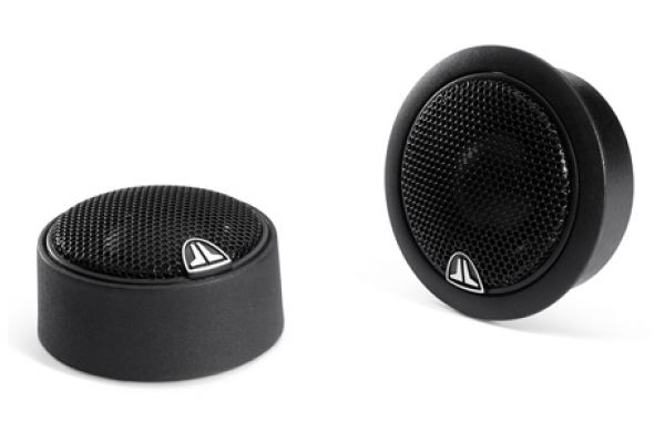 """Large image of JL Audio Crossover 0.75"""" Component Tweeters - 99610"""