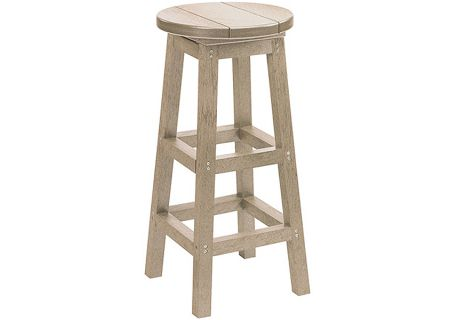 C.R. Plastic Products - C21-07 - Bar Stools & Counter Stools