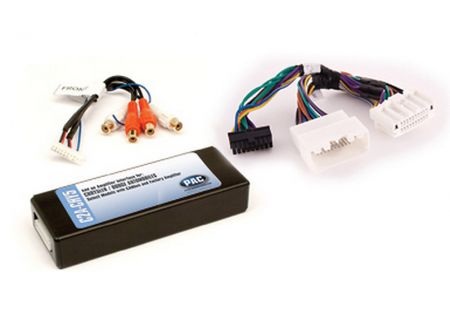 PAC Audio Amplifier Integration Interface - C2A-CHY5
