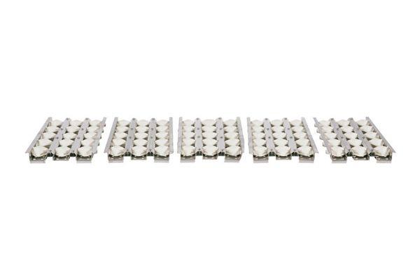 """Coyote Ceramic Briquettes 5-Pack For 42"""" Grills - C2BRIQ42"""