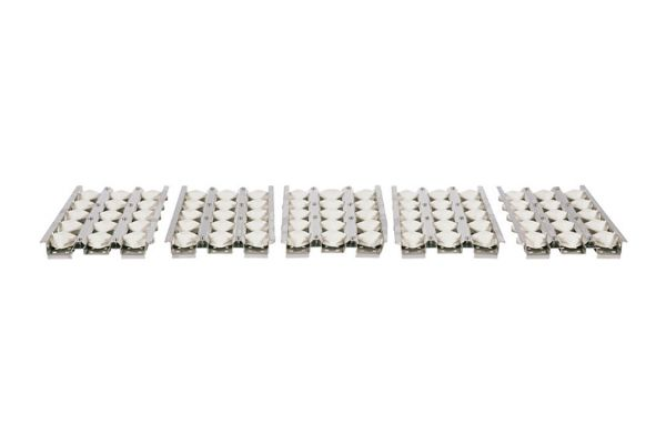 """Large image of Coyote Ceramic Briquettes 5-Pack For 42"""" Grills - C2BRIQ42"""