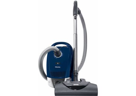 Miele Compact C2 Electro+ PowerLine Canister Vacuum - 41DCE035USA