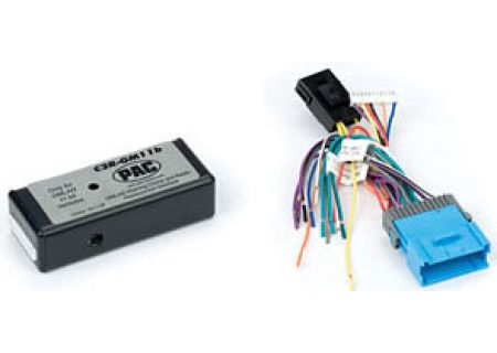Pac Audio GM Radio Replacement Interface - C2R-GM11B