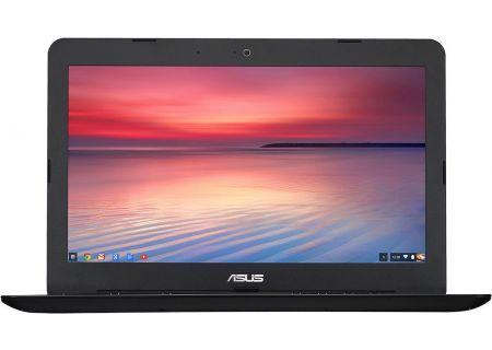 Asus Chromebook C300 Black Laptop Computer - C300SA-DH02