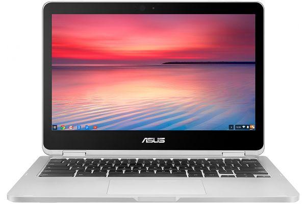Asus Chromebook Flip C302 Silver Laptop Computer - C302CA-DHM4