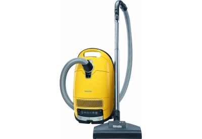 Miele Complete C3 Calima Yellow Canister Vacuum - 41GFE036USA