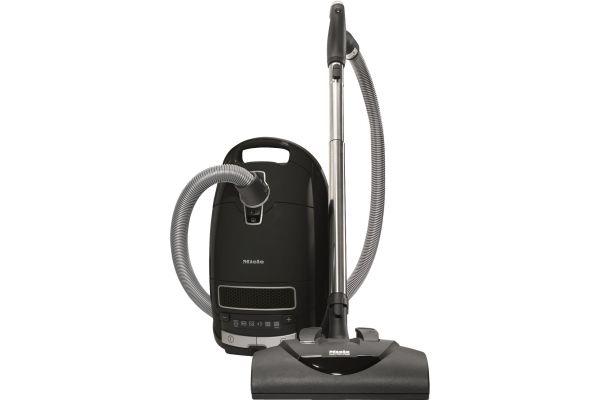 Large image of Miele Complete C3 Kona Black Canister Vacuum  - 10014580