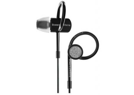 Bowers & Wilkins C5 Series 2 Black In-Ear Headphones - C5BS2