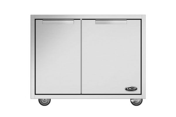"DCS 30"" CAD Stainless Steel Grill Cart  - CAD130"