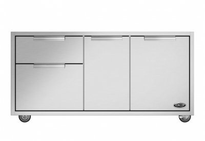 DCS - CAD148 - Grill Carts And Drawers