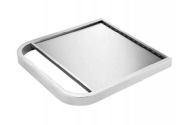 "DCS 24"" Brushed Stainless Steel Cart Side Shelf - CAD1-SK"