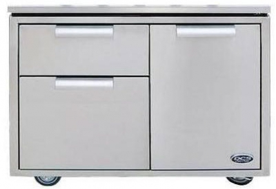 DCS - CAD-36 - Grill Carts And Drawers