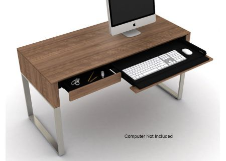 BDI Cascadia 6201 Walnut Desk  - CASCADIA6201WAL