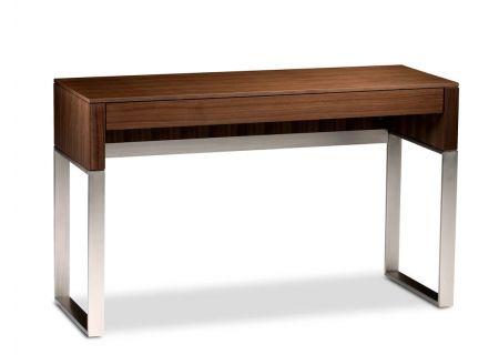 BDI Cascadia 6202 Chocolate Stained Walnut Console/Laptop Desk  - CASCADIA6202CWL