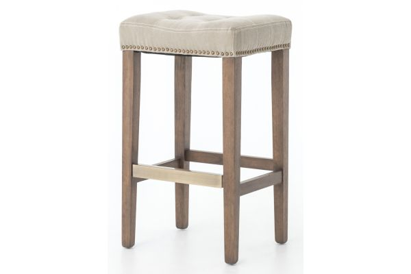 Large image of Four Hands Canvas Desert Sean Bar And Counter Stool - CASH-02GB-24