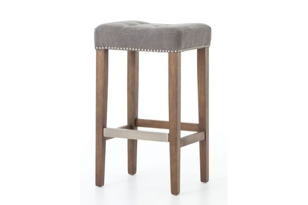 Large image of Four Hands Canvas Dark Moon Sean Bar And Counter Stool - CASH-02GP-25