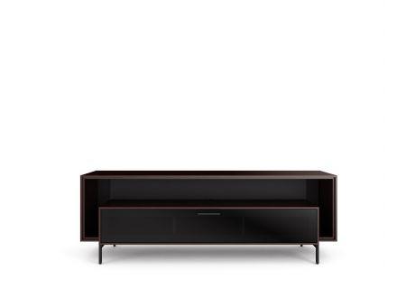 BDI Cavo 8167 Espresso Stained Oak TV Stand  - CAVO8167ESP