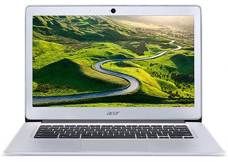 Acer Chromebook 14 Silver Laptop Computer  - 14 CB3-431-C5FM