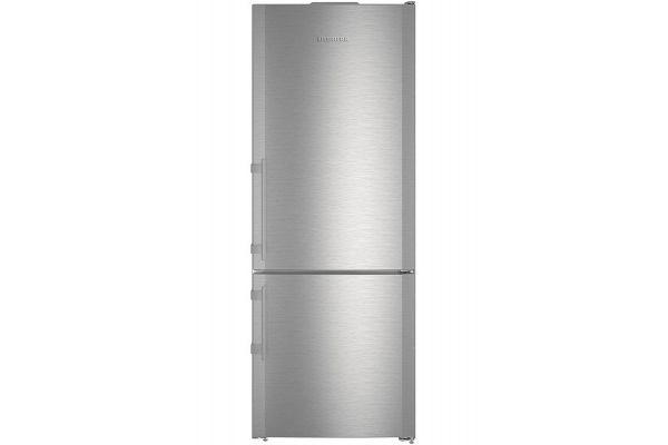 """Liebherr 30"""" Stainless Steel Bottom Freezer Refrigerator - CBS-1660"""