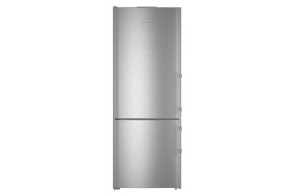 """Large image of Liebherr 30"""" Stainless Steel Fridge-Freezer With BioFresh And NoFrost - CBS1661"""