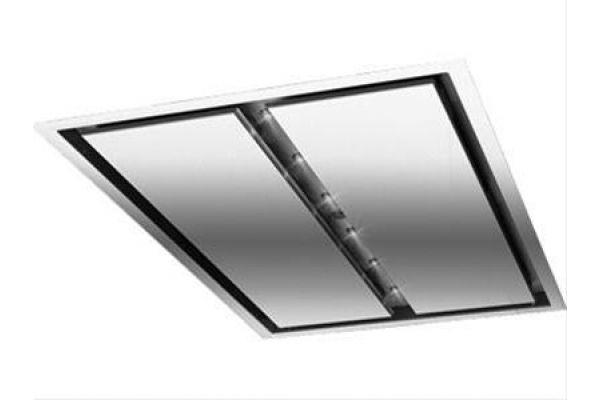 Large image of Best Cirrus 600 CFM Stainless Steel Ceiling Mount Island Range Hood  - CC34IQSB