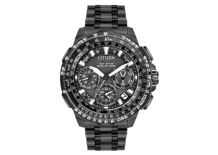 Citizen Titanium Promaster Navihawk GPS Mens Watch - CC9025-85E