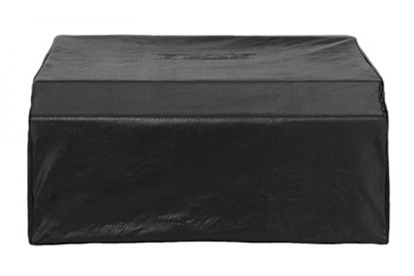 "Large image of Lynx Professional 30"" Built-In Asado Carbon Fiber Vinyl Cover - CCASADO"