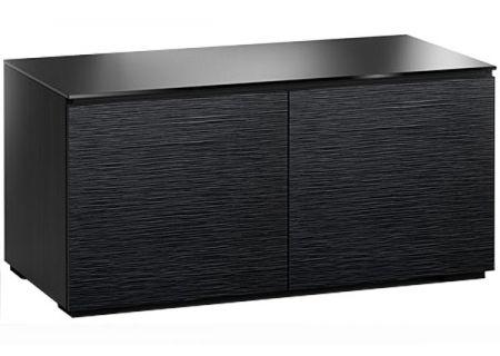 Salamander Designs Chicago 221 Black AV Cabinet - C/CH221/BO