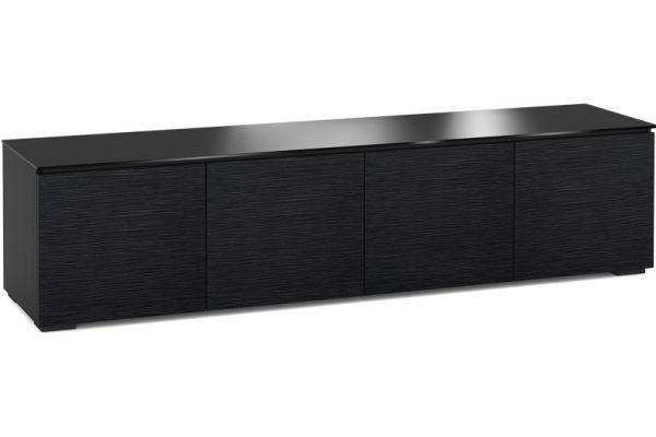 Salamander Designs Chameleon Collection Black Chicago AV Cabinet - C/CH247/BO