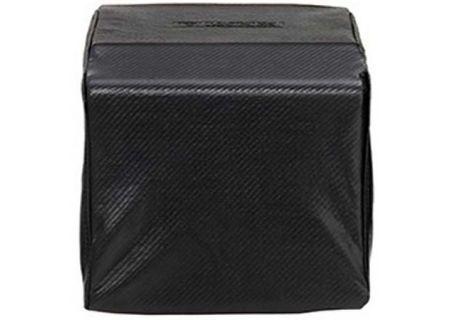 Lynx Carbon Fiber Vinyl Cover For Built-In Single Side Burner - CCLSB1
