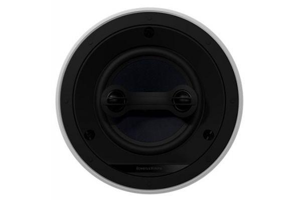 """Bowers & Wilkins 6"""" 2-Way Dual Channel In-Ceiling Speaker (Each) - CCM663SR"""
