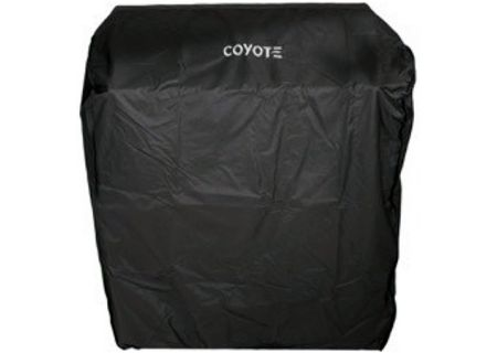 """Coyote 28"""" Cover For Grills On Cart - CCVR2-CT"""