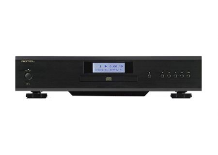 Rotel CD14 Black CD Player - FR51244
