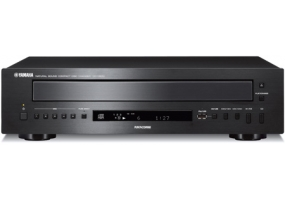 Yamaha - CD-C600 - CD Players and Recorders