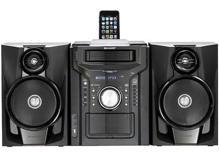 Sharp - CDDH950P - Wireless Multi-Room Audio Systems