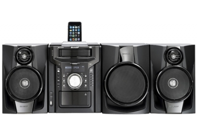 Sharp - CDDHS1050P - Mini Systems & iPod Docks
