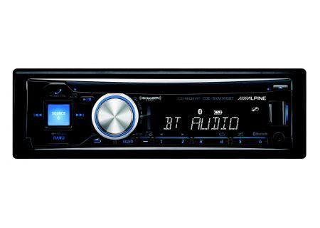 Alpine - CDE-SXM145BT - Car Stereos - Single DIN