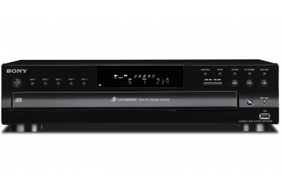 Sony - CDP-CE500 - CD Players