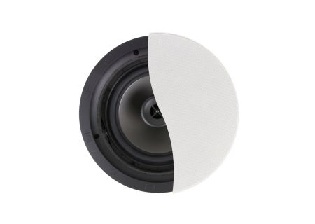 "Klipsch 8"" White Pivoting 2-Way In-Ceiling Speaker - CDT-2800-C II"