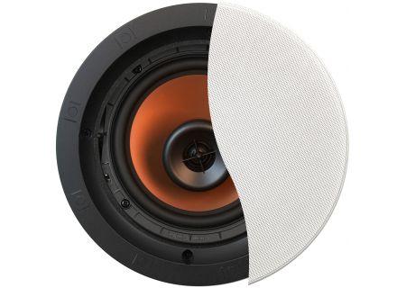 """Klipsch 6.5"""" White In-Ceiling Loudspeaker - CDT-5650-C II"""