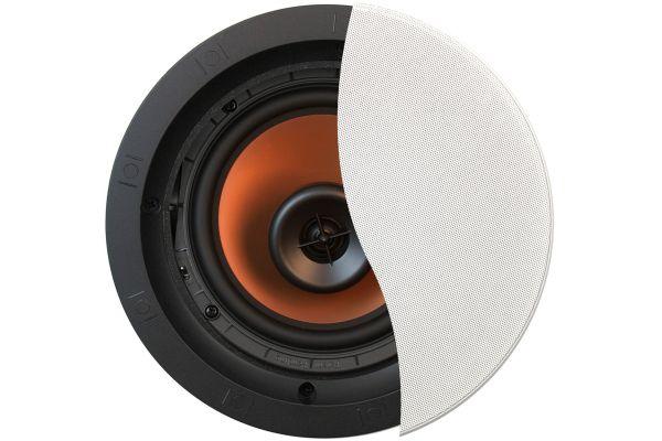"Large image of Klipsch 6.5"" White In-Ceiling Loudspeaker (Each) - CDT5650CII"