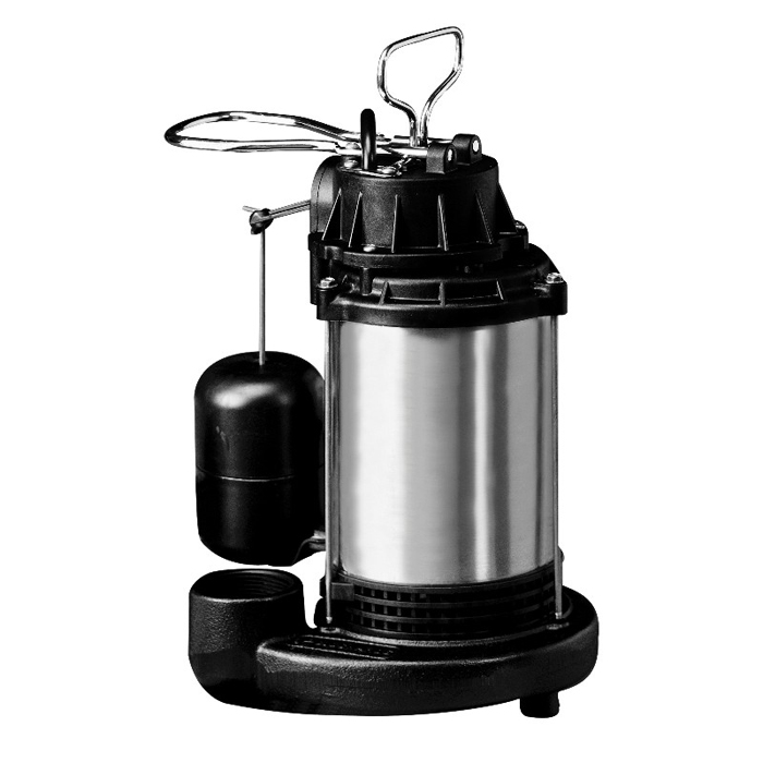 Sump Mail: Wayne 3/4 HP Stainless Float Switch Sump Pump