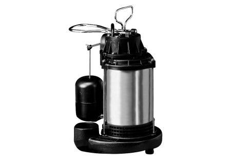 Wayne 3/4 HP Stainless Float Switch Sump Pump - CDU980E