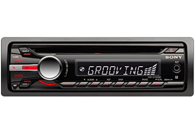 Sony - CDX-GT260MP - Car Stereos - Single DIN