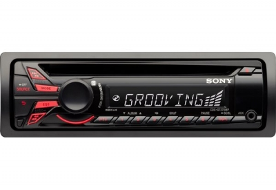 Sony - CDX-GT270MP - Car Stereos - Single Din