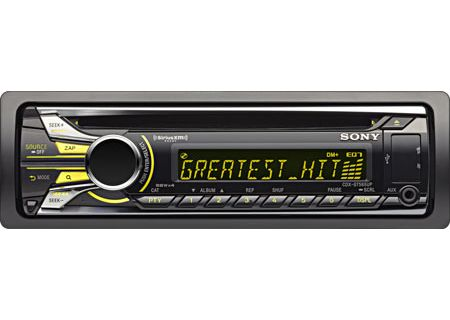 Sony - CDX-GT565UP - Car Stereos - Single DIN