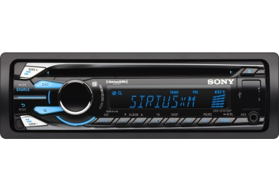 Sony - CDX-GT575UP - Car Stereos - Single Din