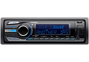 Sony - CDX-GT660UP - Car Stereos - Single Din